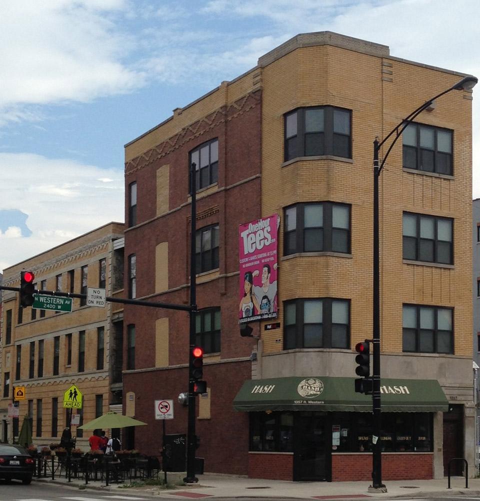 Aprtments: Wicker Park Apartments